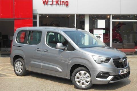 Grey Vauxhall Combo Life 1.5 Energy CDTi 7 Seater Navigation 2019