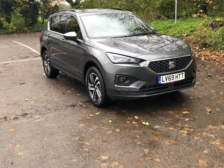 Grey SEAT Tarraco 2.0 TDI 4drive SE Technology DSG 2019