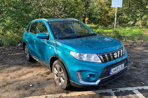 Blue Suzuki Vitara 1.4 Sz-t Boosterjet 2019
