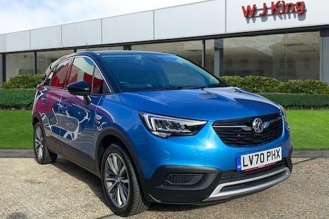 Vauxhall Crossland X 1.2 Griffin 2020