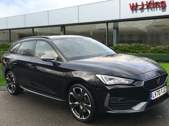Cupra Leon 1.4  E-hybrid First Edition 245ps DSG 2020