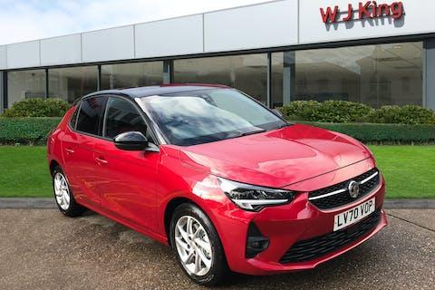 Vauxhall Corsa 1.2 SRi 2020