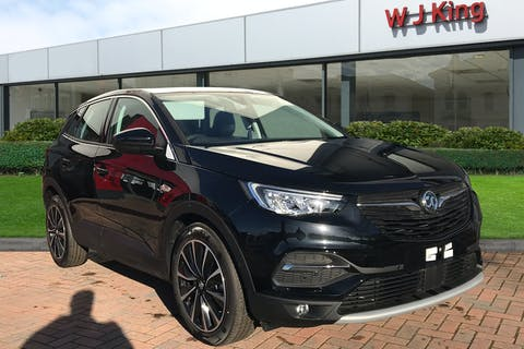Vauxhall Grandland X 1.2 Elite Nav 2021