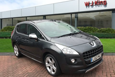 Peugeot 3008 1.6 Sportium 2012