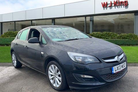Vauxhall Astra 1.4 Active 2013
