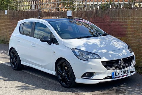 Vauxhall Corsa 1.0 Limited Edition Ecoflex S/S 2015