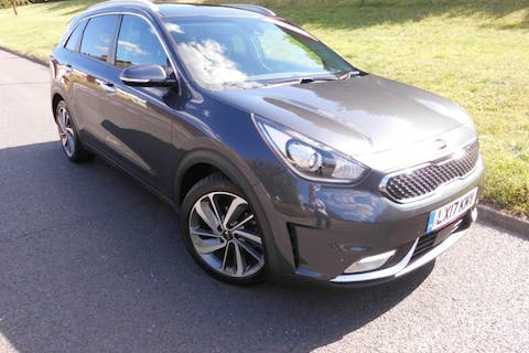 Kia Niro 1.6 First Edition 2017
