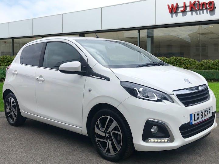 Peugeot 108 1.2 Puretech Allure 2018