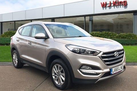 Hyundai Tucson 1.6 Gdi SE Nav Blue Drive 2015