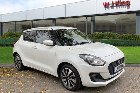 Suzuki Swift 1.0 Sz5 Boosterjet 2018