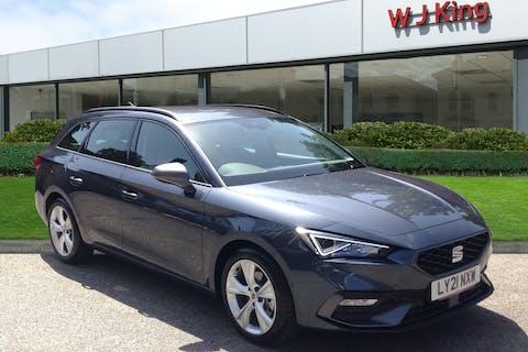 SEAT Leon 1.5 TSI Evo Fr 2021