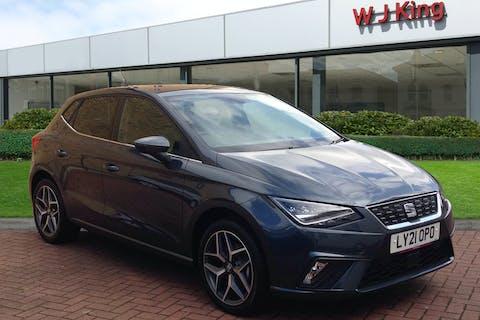 SEAT Ibiza 1.0 TSI Xcellence Lux DSG 2021