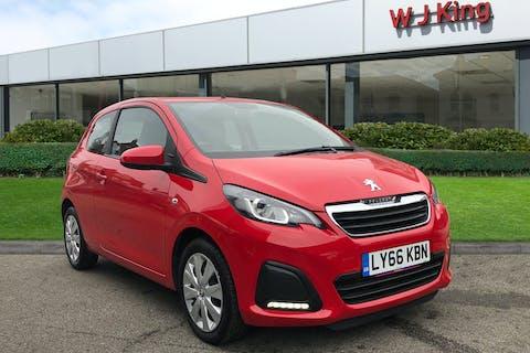 Peugeot 108 1.0 Active 2017