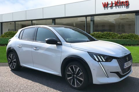 Peugeot 208 0.0 GT 2020