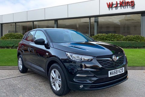 Vauxhall Grandland X 1.2 SE S/S 2018