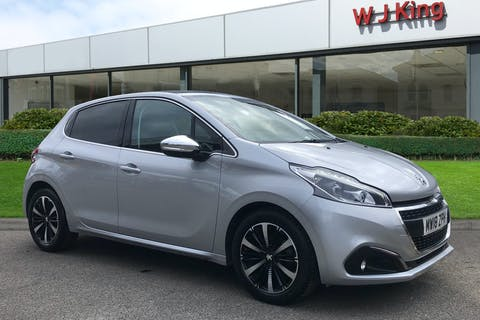 Peugeot 208 1.2 Allure Premium 2018