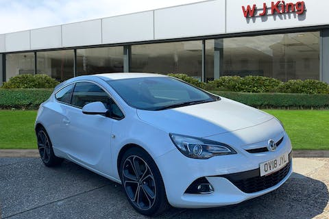 Vauxhall Astra Gtc 1.6 Limited Edition S/S 2018