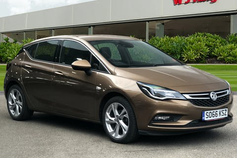Vauxhall Astra 1.4 SRi 2016