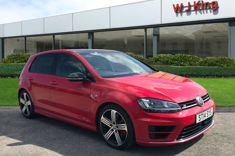 Volkswagen Golf 2.0 R DSG 2014