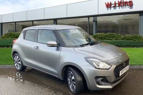 Suzuki Swift 1.0 Sz5 Boosterjet 2017