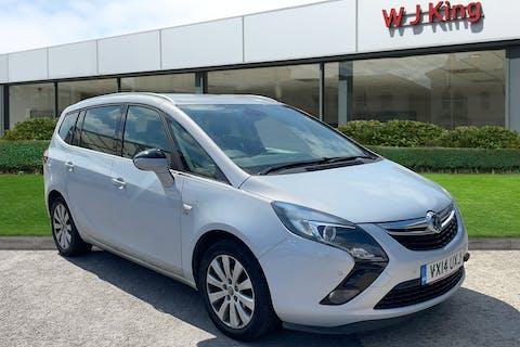 Vauxhall Zafira Tourer 2.0 SE CDTi 2014