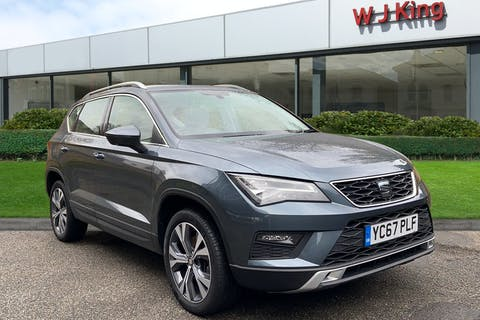 SEAT Ateca 1.0 TSI Ecomotive SE Technology 2017