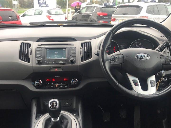 Kia Sportage 2.0 CRDi Kx-3 2015