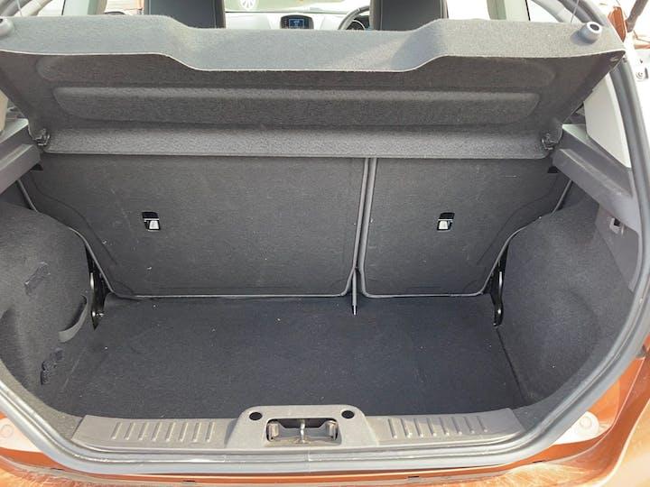 Ford Fiesta 1.2 Zetec 2013
