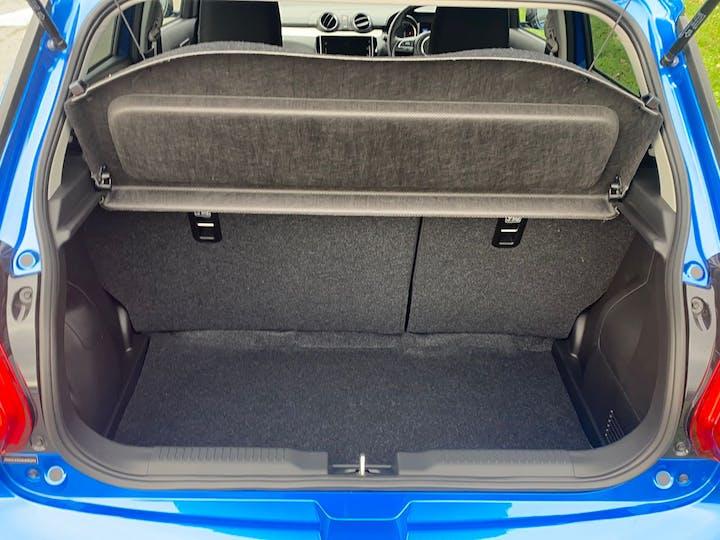 Suzuki Swift 1.2 Sz-t Dualjet 2020