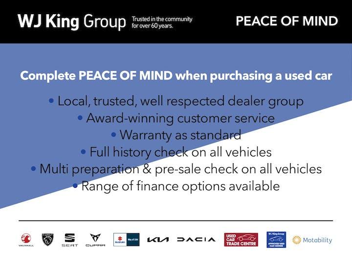 Vauxhall Grandland X 1.5 SRi Nav 2020