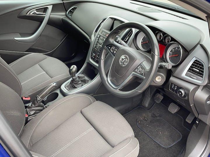 Vauxhall Astra 1.3 Tech Line CDTi Ecoflex S/S 2013