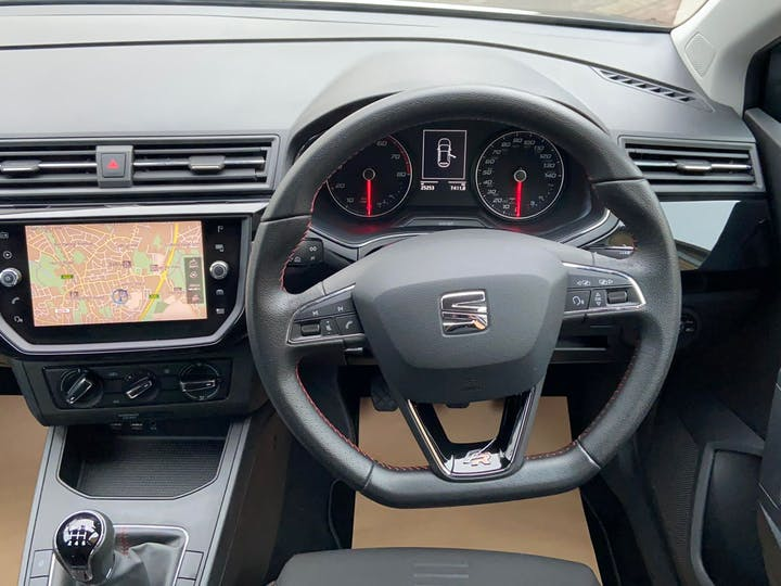 SEAT Ibiza 1.0 TSI Fr 2017