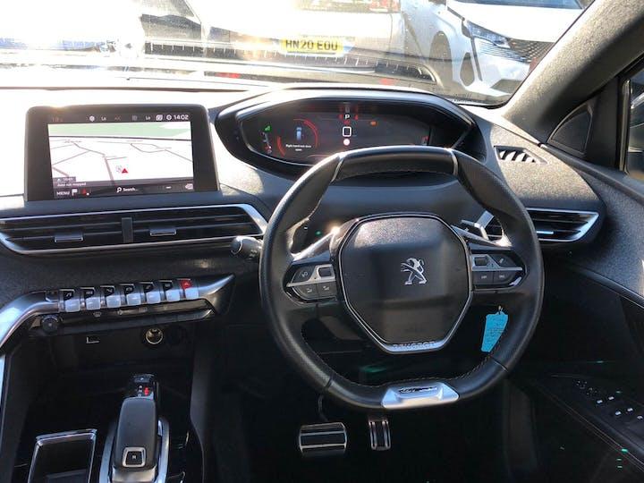 Peugeot 5008 1.6 S/S GT Line 2018