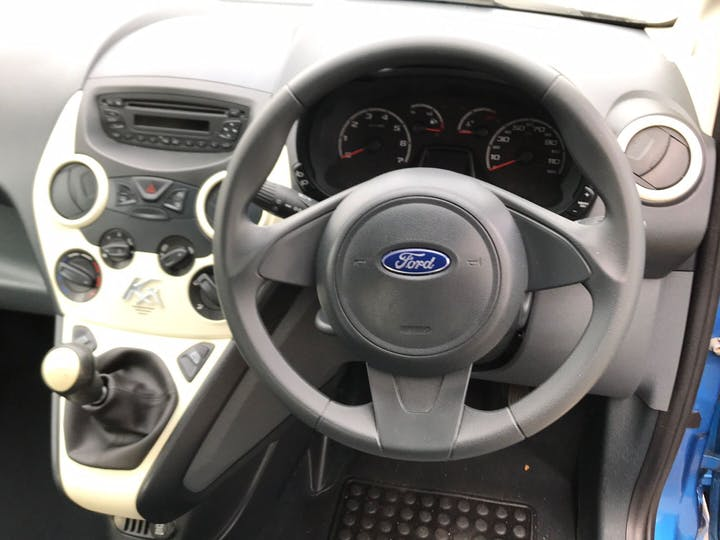 Ford Ka 1.2 Edge 2014