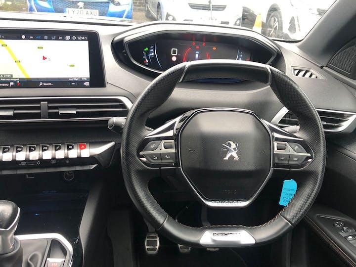 Peugeot 5008 1.6 Bluehdi S/S GT Line 2018