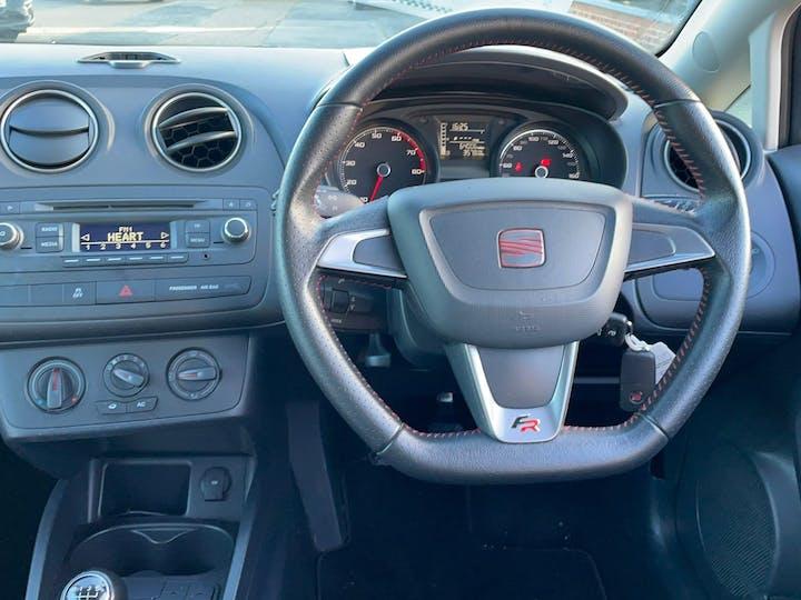SEAT Ibiza 1.2 TSI Fr 2013