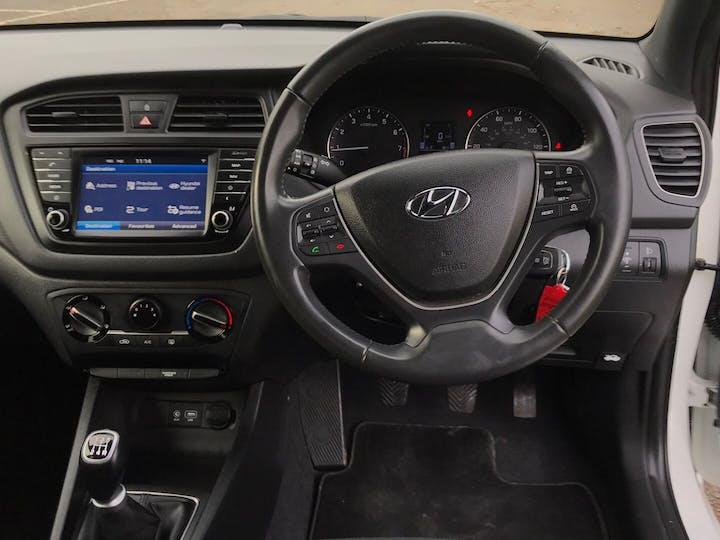 Hyundai i20 1.2 Go SE 2018