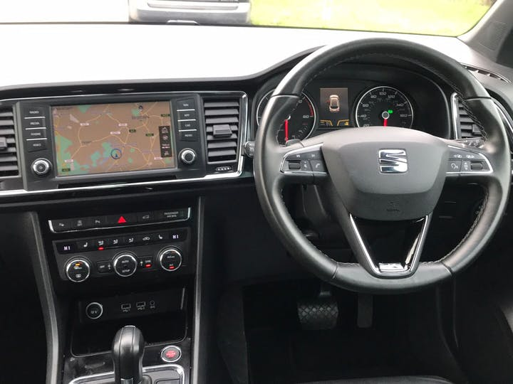 SEAT Ateca 2.0 TDI 190ps 4drive Xcellence DSG 2017
