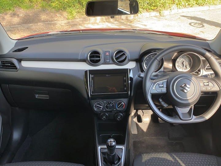 Suzuki Swift 1.2 Sz-l Hybrid 2021