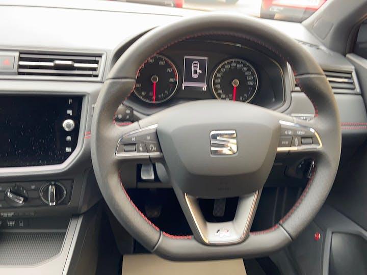 SEAT Ibiza 1.0 TSI Fr 2020