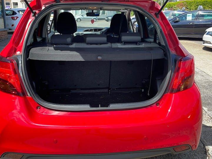 Toyota Yaris 1.0 VVT-i Icon 2016