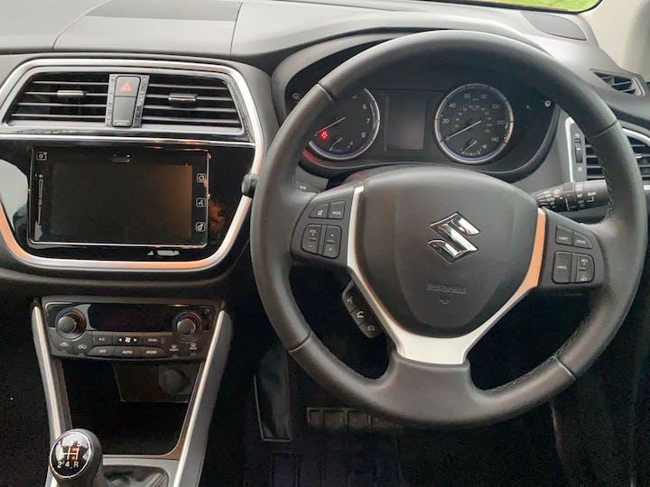 Suzuki Sx4 S-cross 1.0 Sz-t Boosterjet 2018