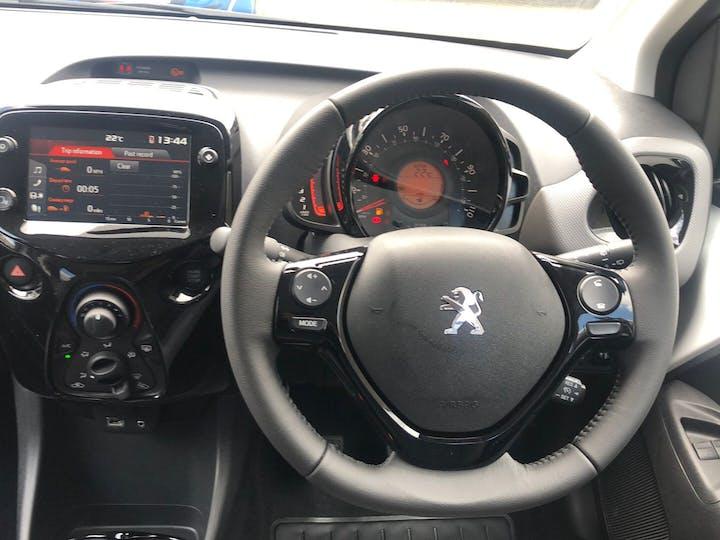 Peugeot 108 1.0 Allure 2021