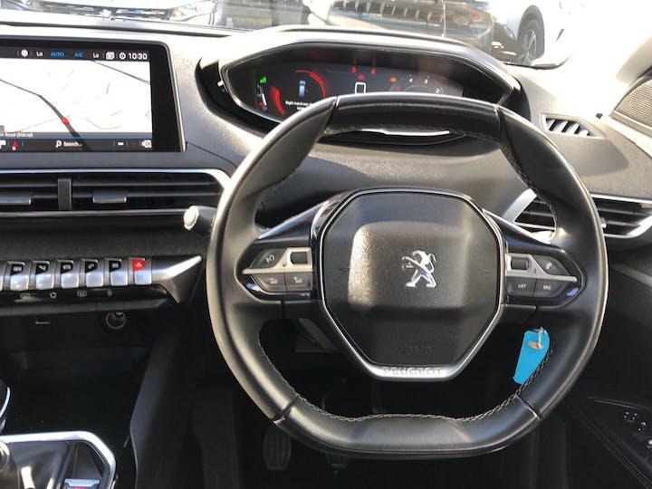 Peugeot 5008 1.6 Bluehdi S/S Allure 2018