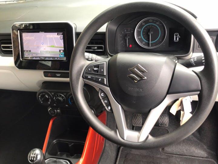 Suzuki Ignis 1.2 Sz-t Dualjet 2017