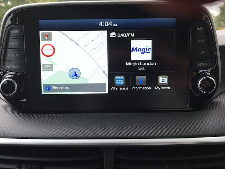 Hyundai Tucson 1.6 Gdi SE Nav 2019
