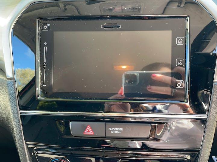 Suzuki Vitara 1.4 S Boosterjet Allgrip 2018