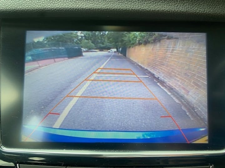 Blue Vauxhall Mokka X 1.4 Active 2017