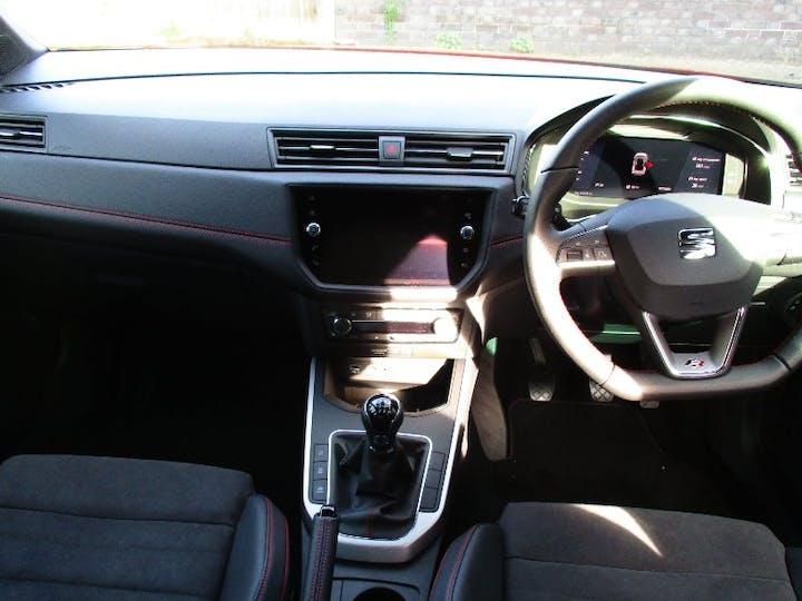 SEAT Arona 1.5 TSI Evo Fr Sport 2020