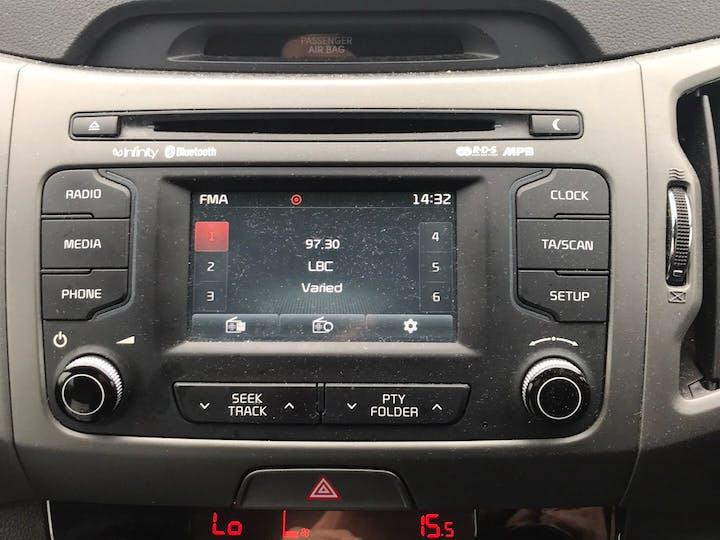 Kia Sportage 2.0 CRDi Kx-3 2014